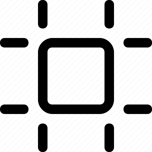 artboard, design, select, selection, square, tool icon