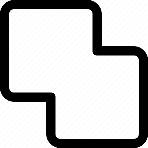 combine, design, join, merge, shape, tool, unite icon