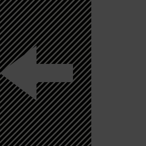 design, graphic, interface, left, shape icon