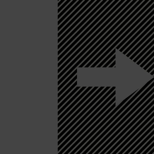 design, graphic, interface, right, shape icon