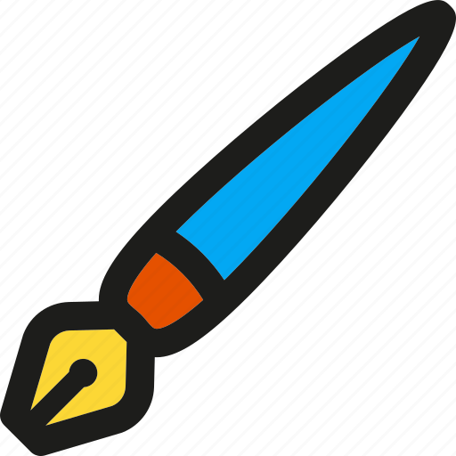 creative, design, edit, line, pen, tool, write icon