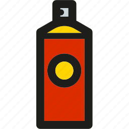 art, color, graphic, paint, painting, spray, tool icon