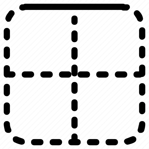 border, upper icon