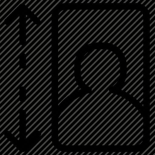 expand, image icon