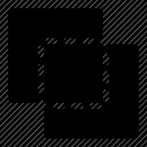 color, fill, stroke icon