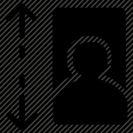 expand, image, resize icon