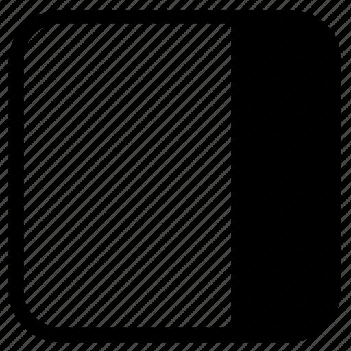 spreadsheet, square icon