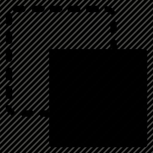 color, colour, stroke icon
