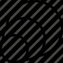 adjust, circle, expand, resize, scale, shrink, size icon