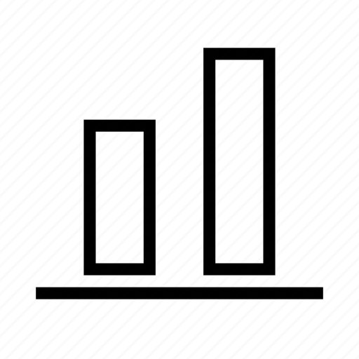 align, arrange, bottom, design, graphic, tool icon