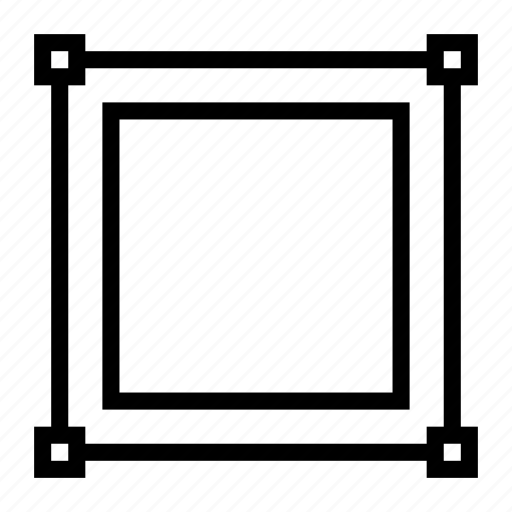 design, graphic, stroke, tool, vectorize icon