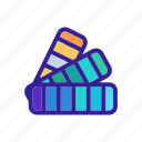 art, color, drawing, paint, palette, tools icon
