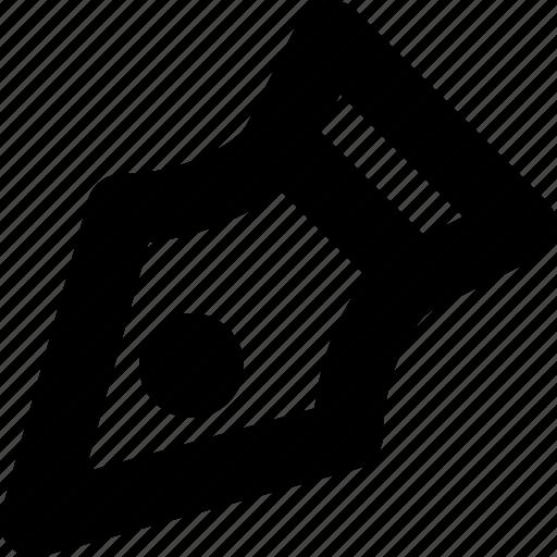 design, pen, pentool, tool icon