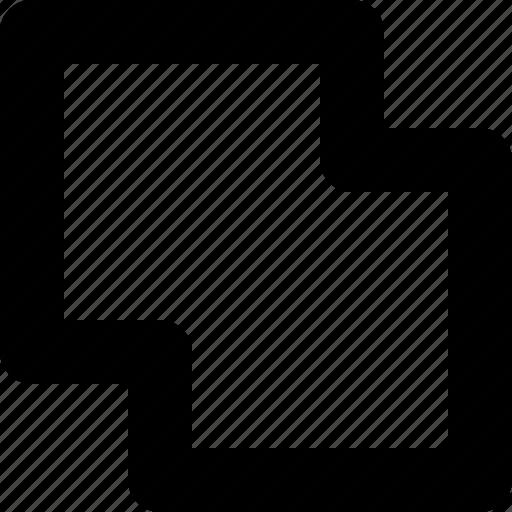 design, object, tool, unite icon