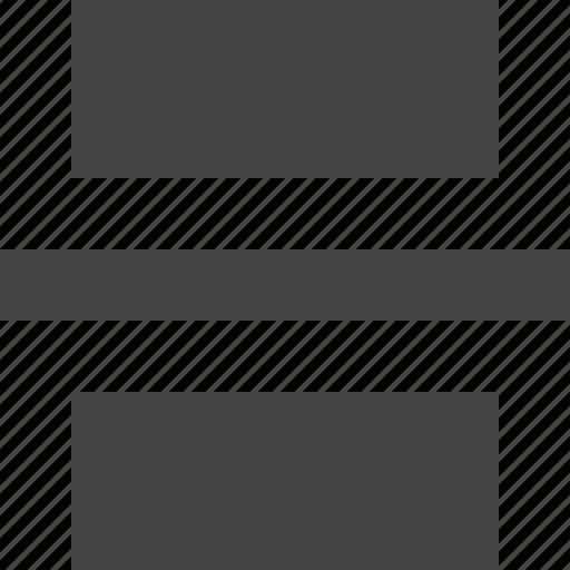 design, divide, graphic, interface, shape icon