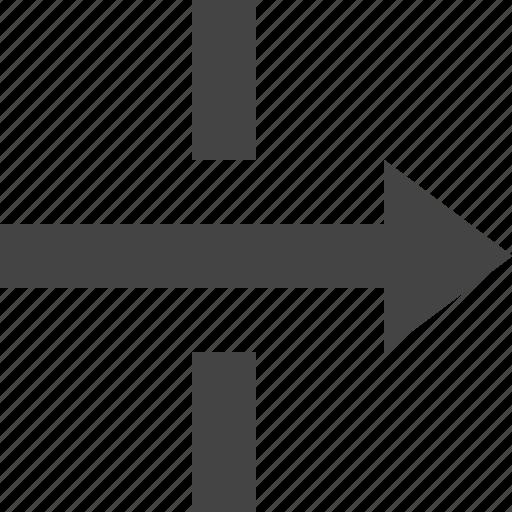 border, design, graphic, interface, move, right icon