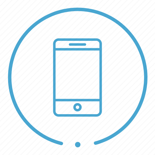 device, mobile, responsive, smartphone icon