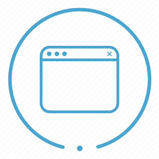 Browser, online, web icon - Download on Iconfinder