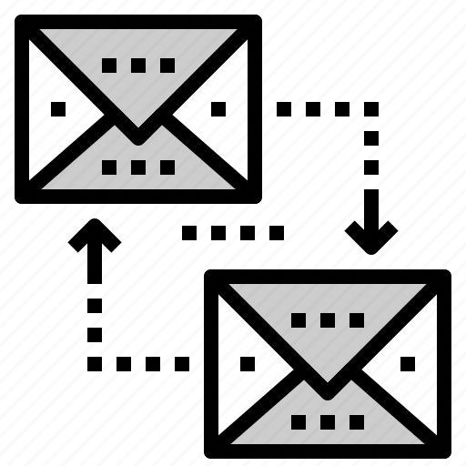 communication, connection, email, envelope, mail icon