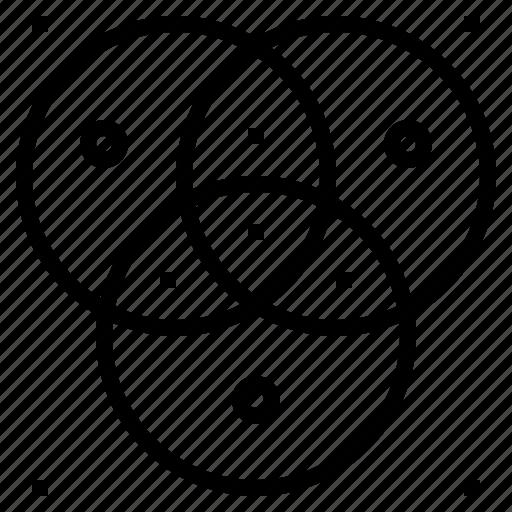 cmyk, color, mode, program, rgb icon