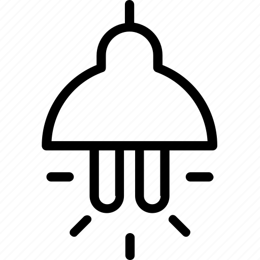 ceiling light, hanging lamp, lamp, pendant lamp, pendant light icon
