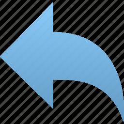 restore, toolbar, undo icon