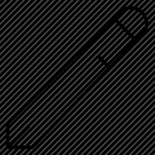 desktop, pen, pencil icon