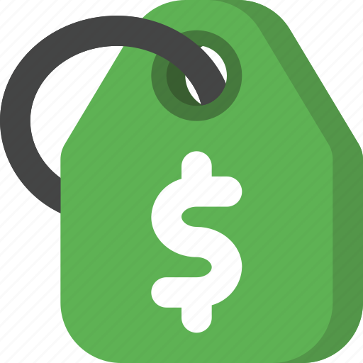 business, finance, money, price, shopping, store, tag icon