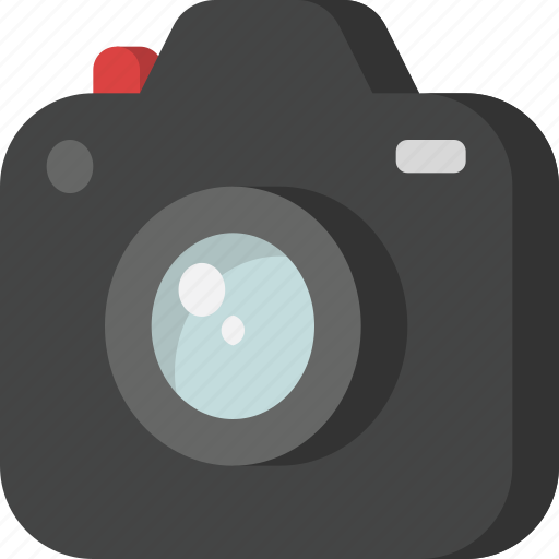camera, interface, photo, photography, picture, technology, video icon