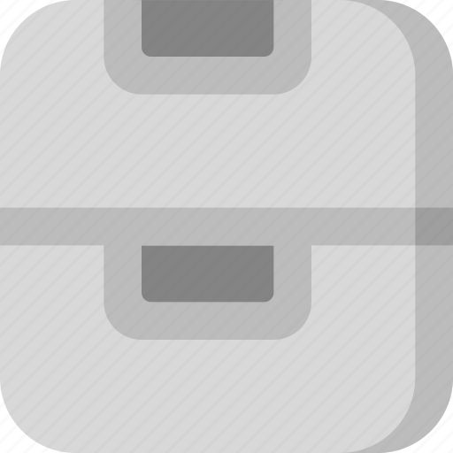 archive, cabinet, file, files, interface, office, storage icon