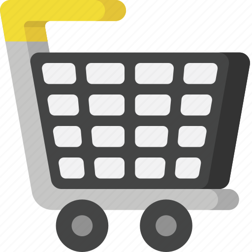 business, cart, finance, interface, money, shopping, store icon