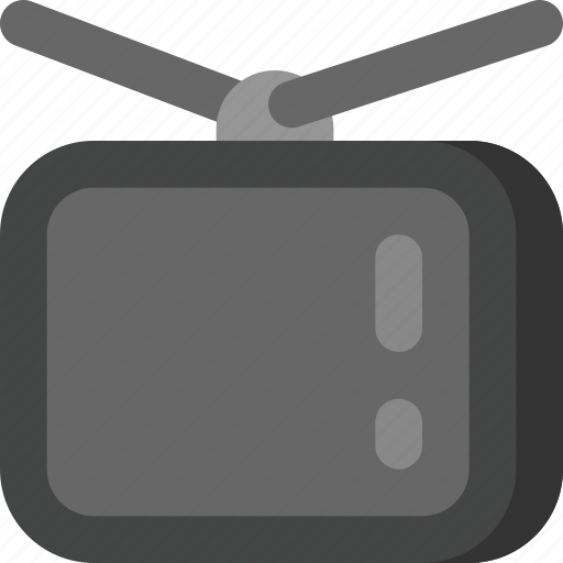 interface, monitor, multimedia, screen, technology, television, tv icon