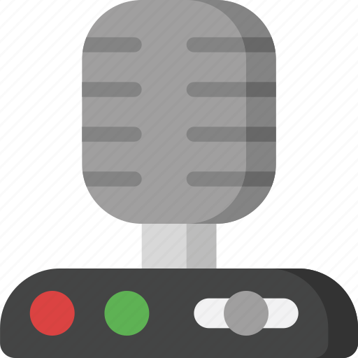 interface, microphone, recording, sound, technology, voice, voice recording icon