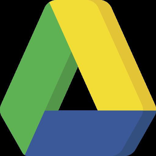 cloud, drive, files, google, google drive, interface, storage icon