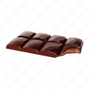chocolate, cocoa, dessert, food, snack, sweet, sweets icon