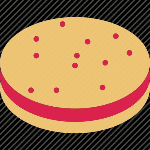 biscuit, cookie, cracker, dessert icon