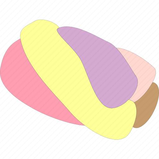 candy, decoration, gummy, jelly icon