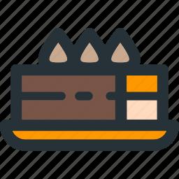 bakery, cake, cream, dessert, food, kitchen, sweet icon