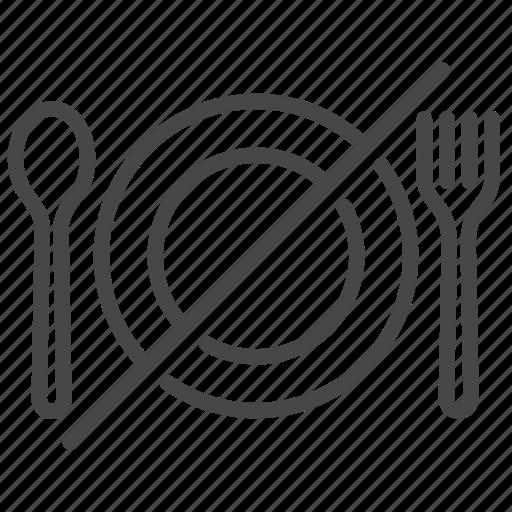 Destitution, famine, famish, no food, starve, starving icon - Download on Iconfinder