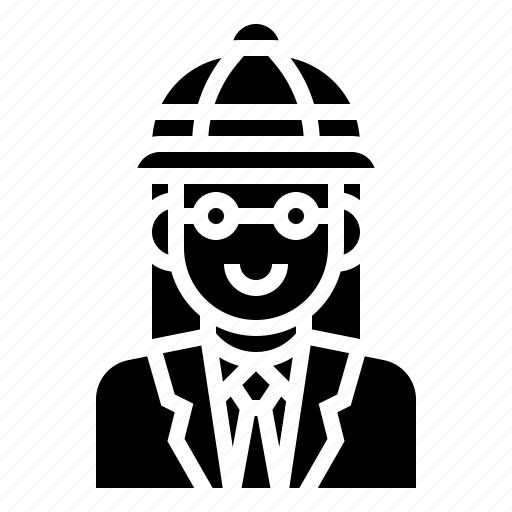 detective, disguise, impersonation, obscure, simulation icon