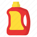 bottle, cleaner, cleaning, detergent, washing icon