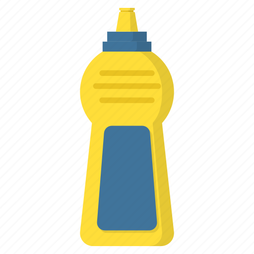 bottle, cleaner, cleaning, detergent, dishwasher, shampoo icon