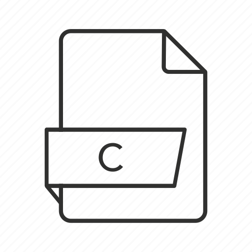 .c, .c file, .c icon, c/c++ source code, c/c++ source code file, code, source code icon