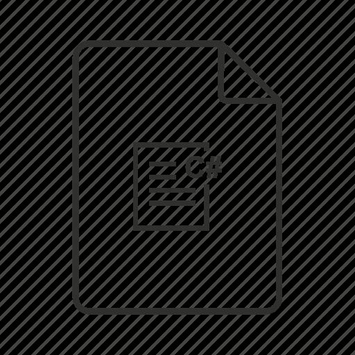 code, code file, cs, source code, source code file, visual c# source code, visual c# source code file icon