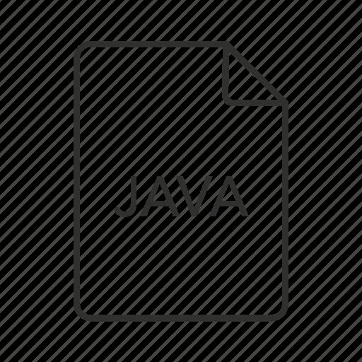 .java, .java file, java, java file, java icon, java source code, java source code file icon