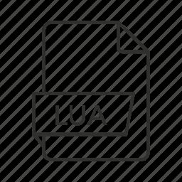 .lua, .lua file, lua, lua file, lua icon, lua source, lua source file icon