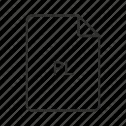 .pl, .pl file, perl, perl script, pl, pl file, script icon