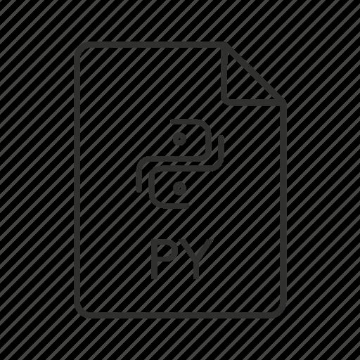 .py, .py file, .py icon, py file, py icon, python, python script icon