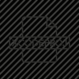 .xcodeproj, .xcodeproj file, project, xcode, xcode project, xcode project file, xcodeproj icon