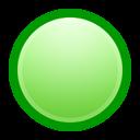 ball, green icon